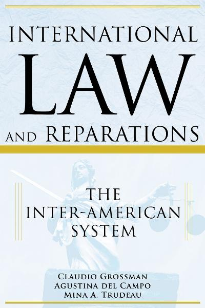 International Law and Reparations book cover