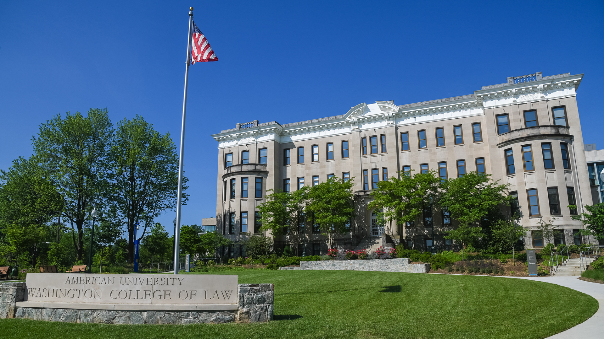 AUWCL campus, Capital Hall