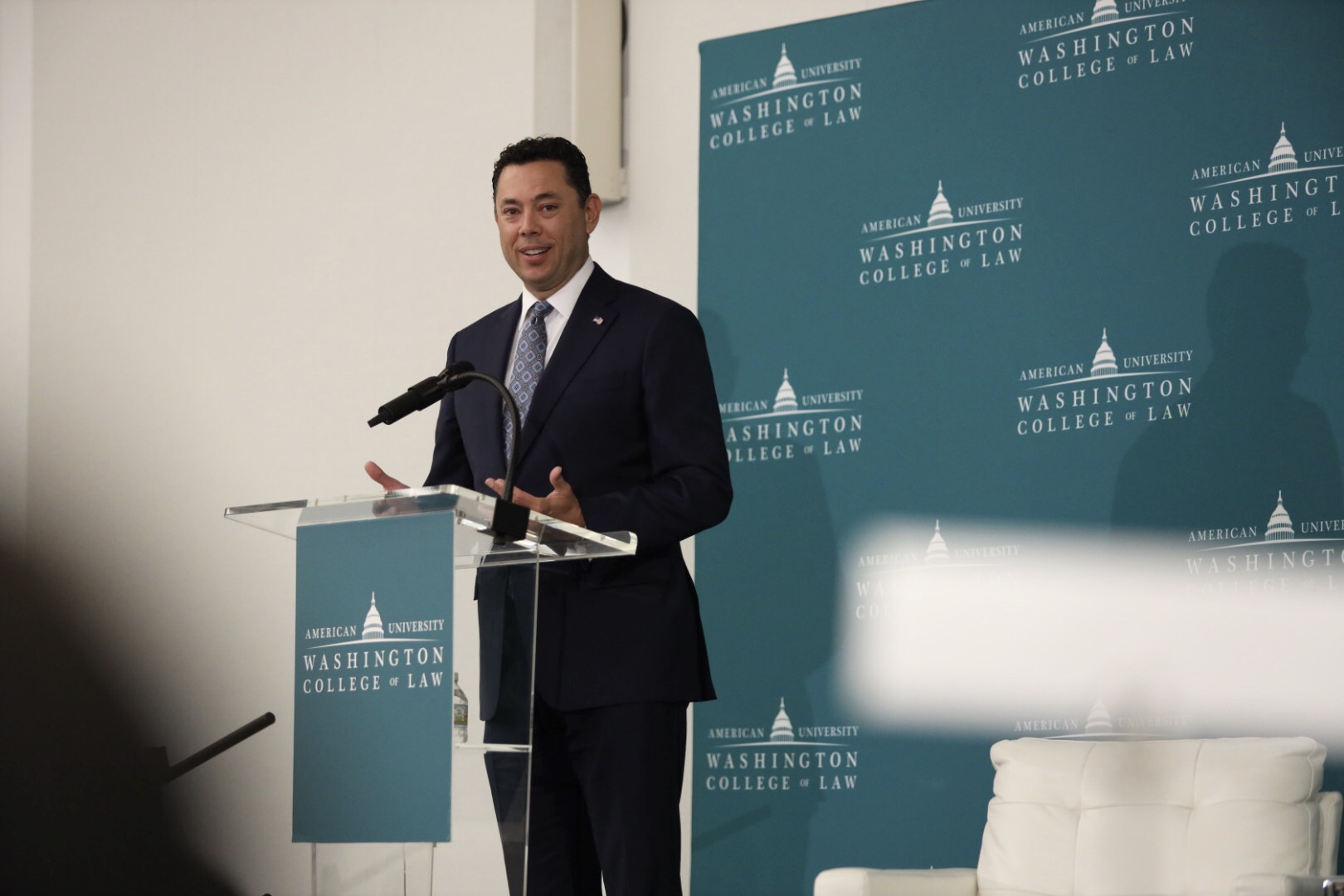 Jason Chaffetz, former U.S. Representative (R-UT) and House Oversight and Government Reform Committee chair.