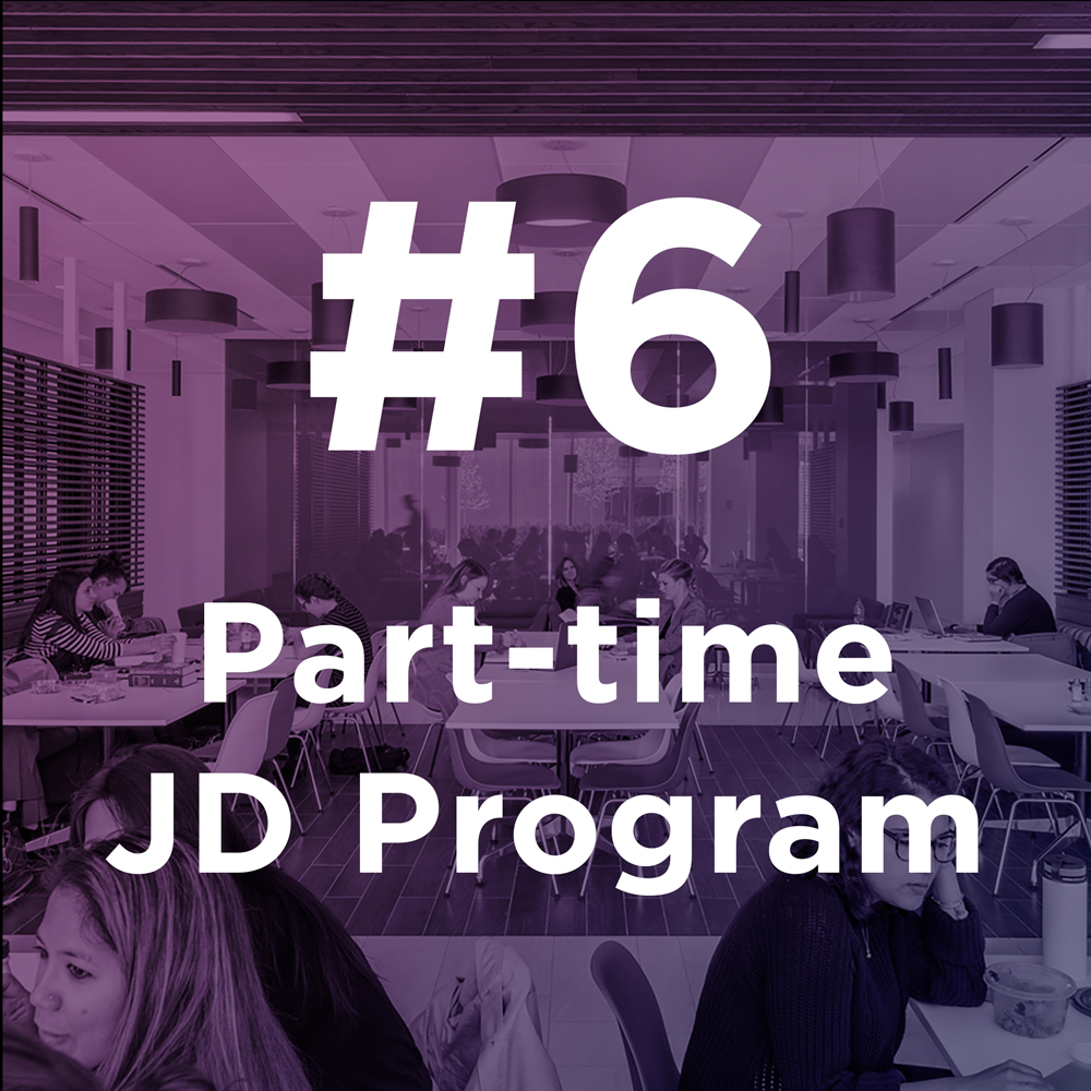 Part-time JD Program