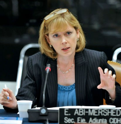 Elizabeth Abi-Mershed