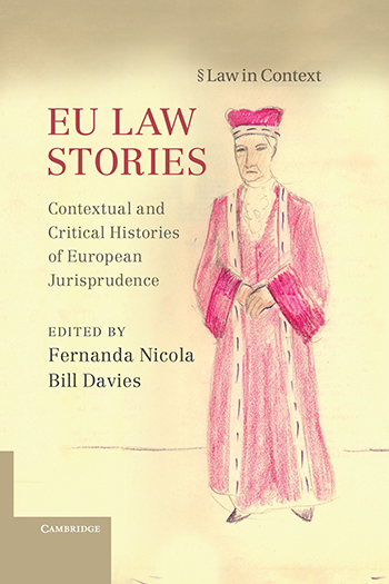 EU Law Stories book cover