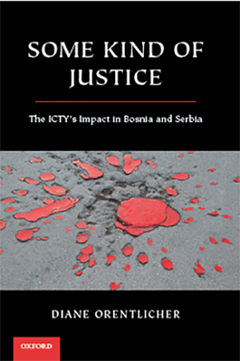Some Kind of Justice: ICTY book cover