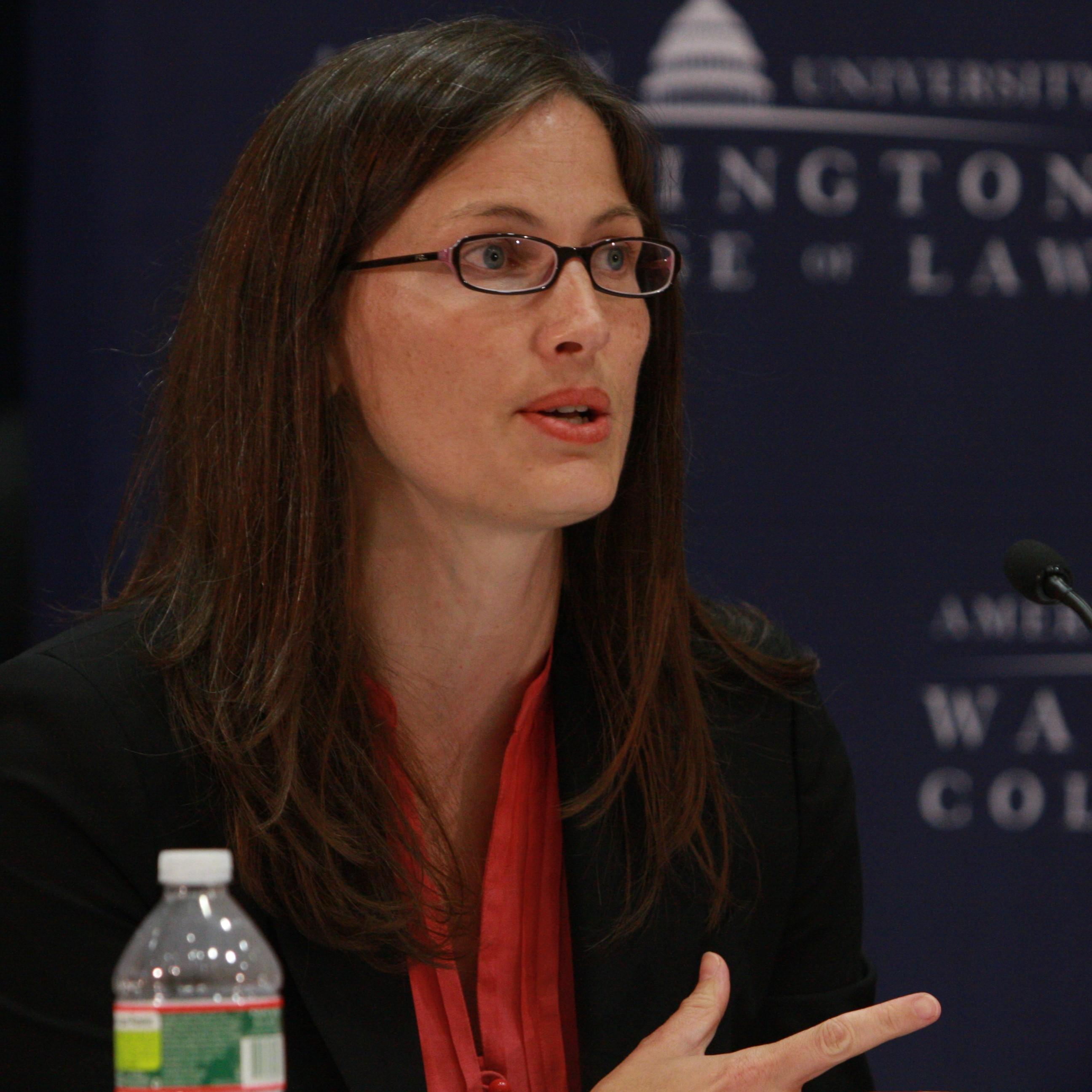 Professor Lindsay Wiley
