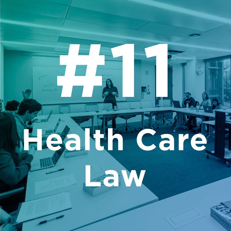 #11 Health Care Law