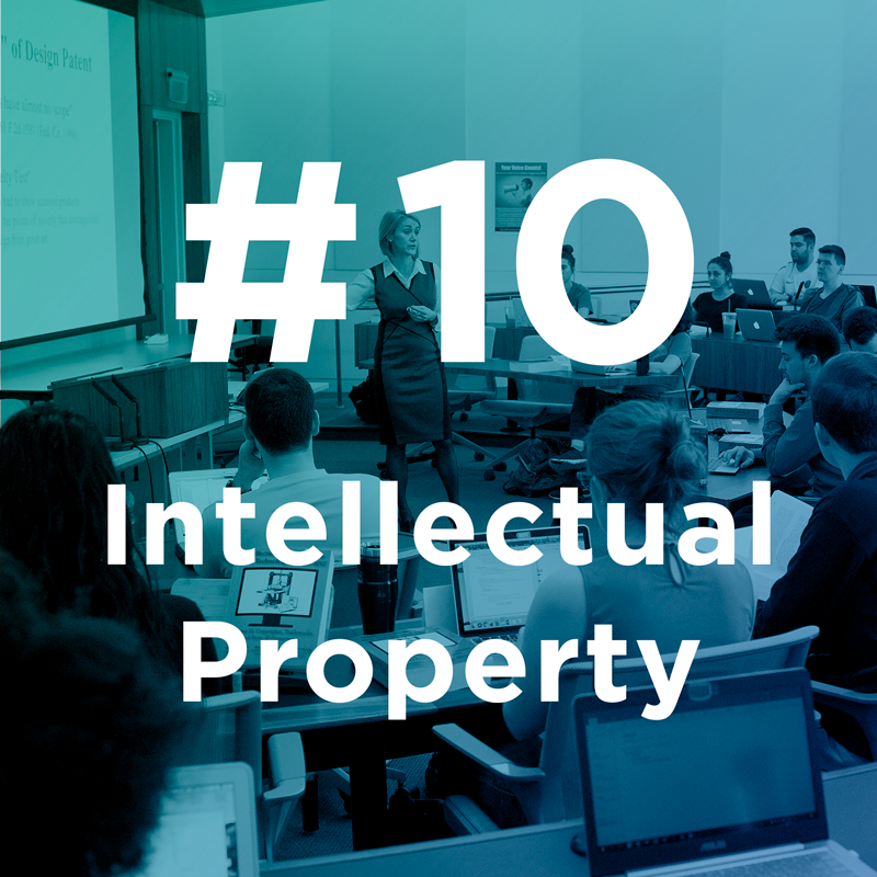 #10 Intellectual Property