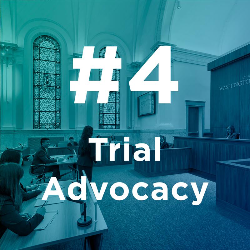 #4 Trial Advocacy