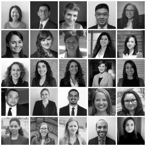 2017 Immigrant Justice Corps Fellows