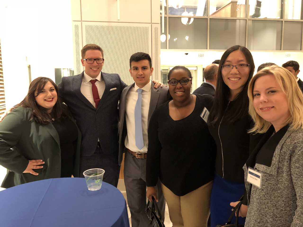 AUWCL Alumni and Students