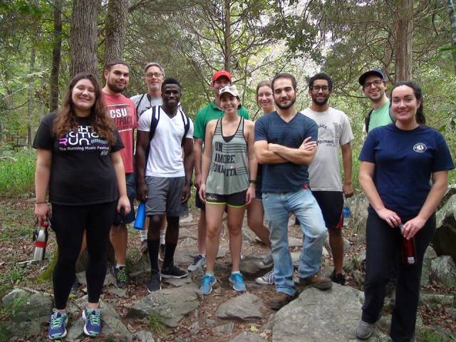 Environmental Law Society Hikers