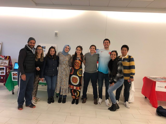 International Week at AUWCL