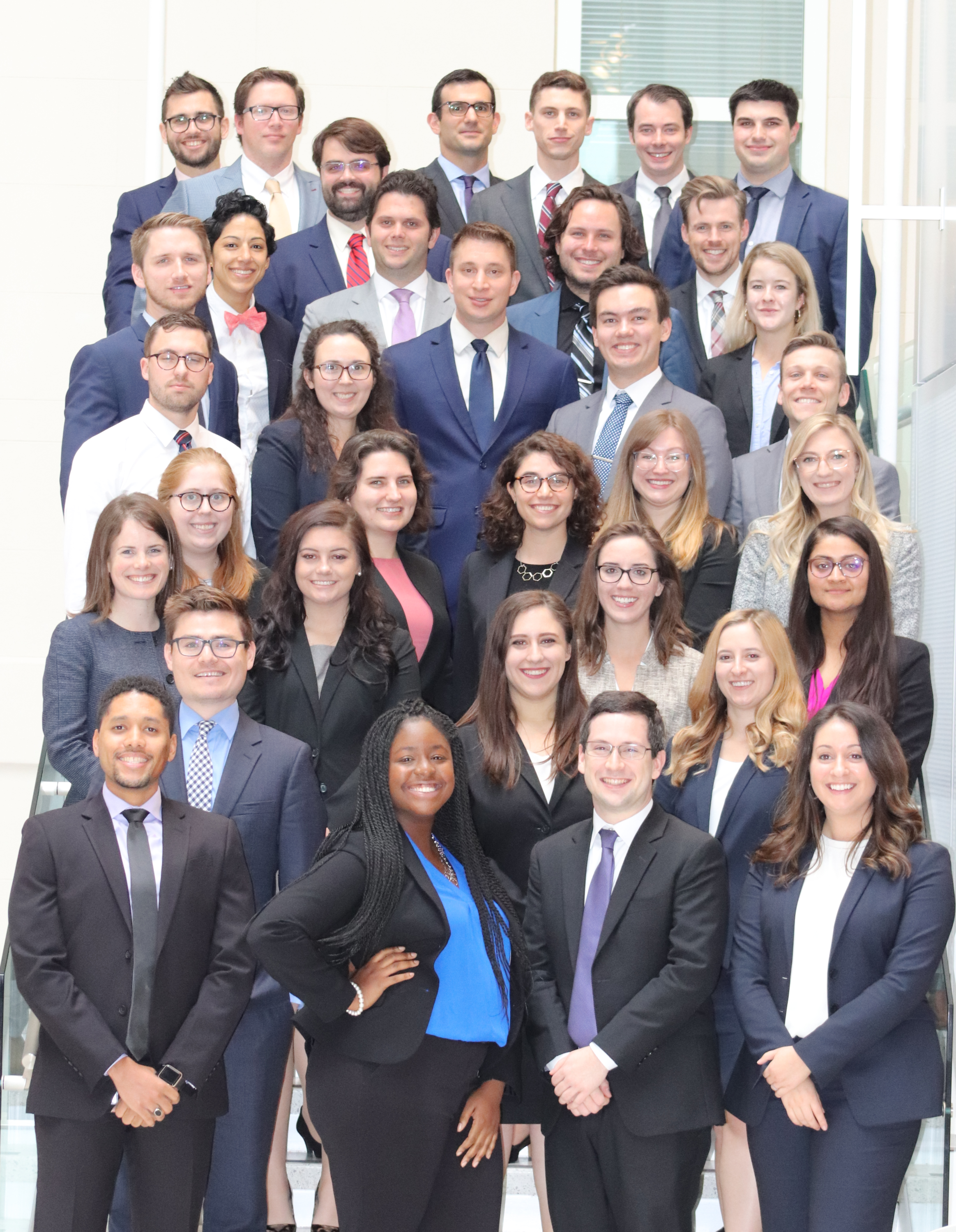 AUWCL MCHS members.