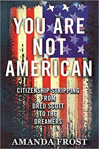 You Are Not American Book Cover