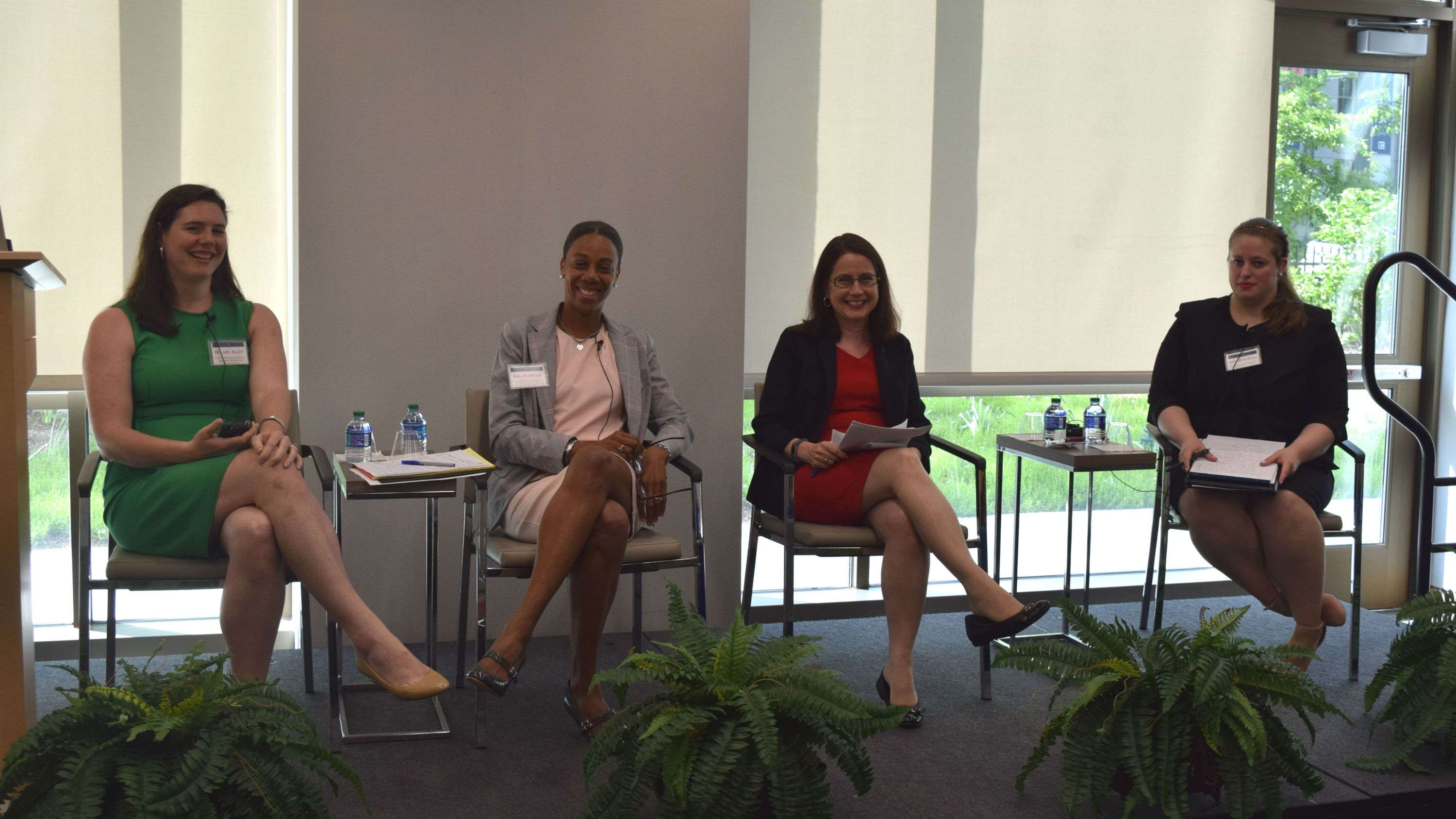 AU Business Law Review Hosts Women in Business Law Leadership Conference