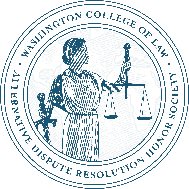 Alternative Dispute Resolution Honor Society LOGO