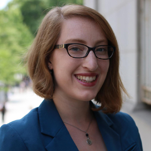 Lucette Moran: Treasurer
