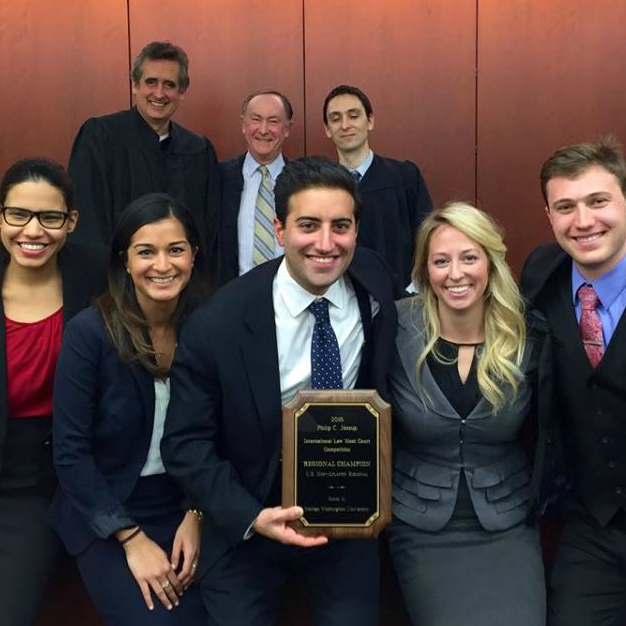 Philip C. Jessup International Law Moot Court Competition 2016 winners