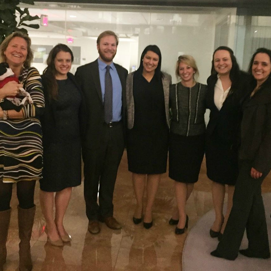 Philip C. Jessup International Law Moot Court Competition, Washington, D.C. Best Oralist:  Alanna Kennedy (Sixth)