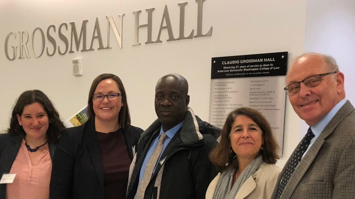 International Law Student Association Hosts Conference on Reparation to Individuals for Human Rights Violations