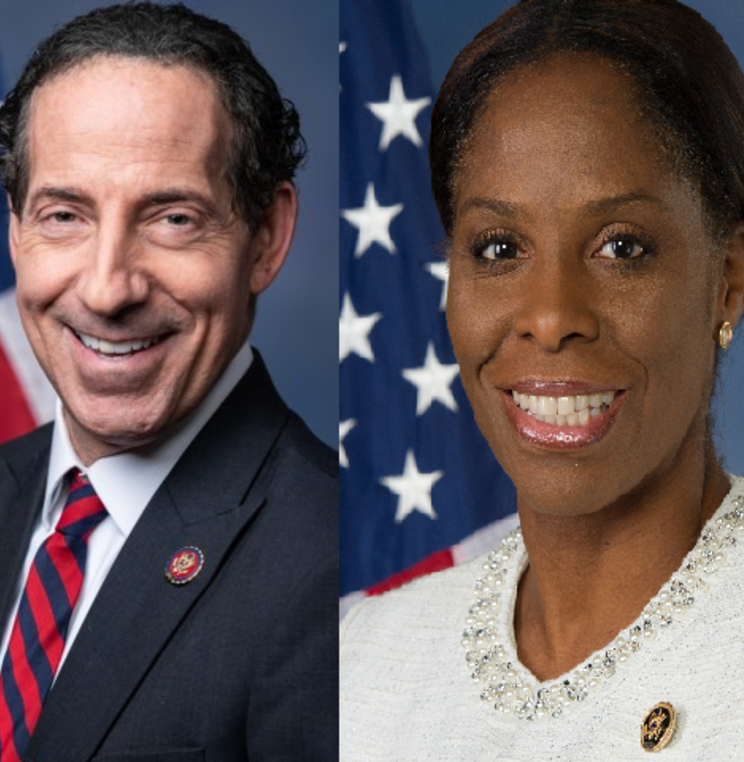 WCL Connections: Representative Jamie Raskin and Delegate Stacey Plaskett '94 Named House Impeachment Managers