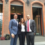 Students Compete in ICC Moot Court Competition in The Hague
