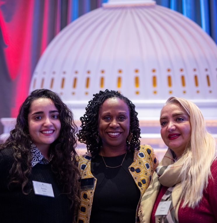 AUWCL Alumni Gather at Annual Reception at AALS Meeting