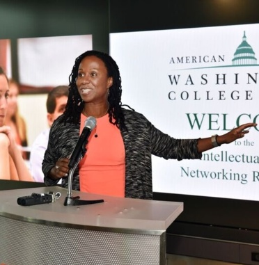 Dean Nelson Shares Her Vision with D.C. Bar
