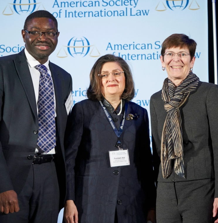 AUWCL Sponsors 20th Annual Grotius Lecture to Open ASIL Annual Meeting