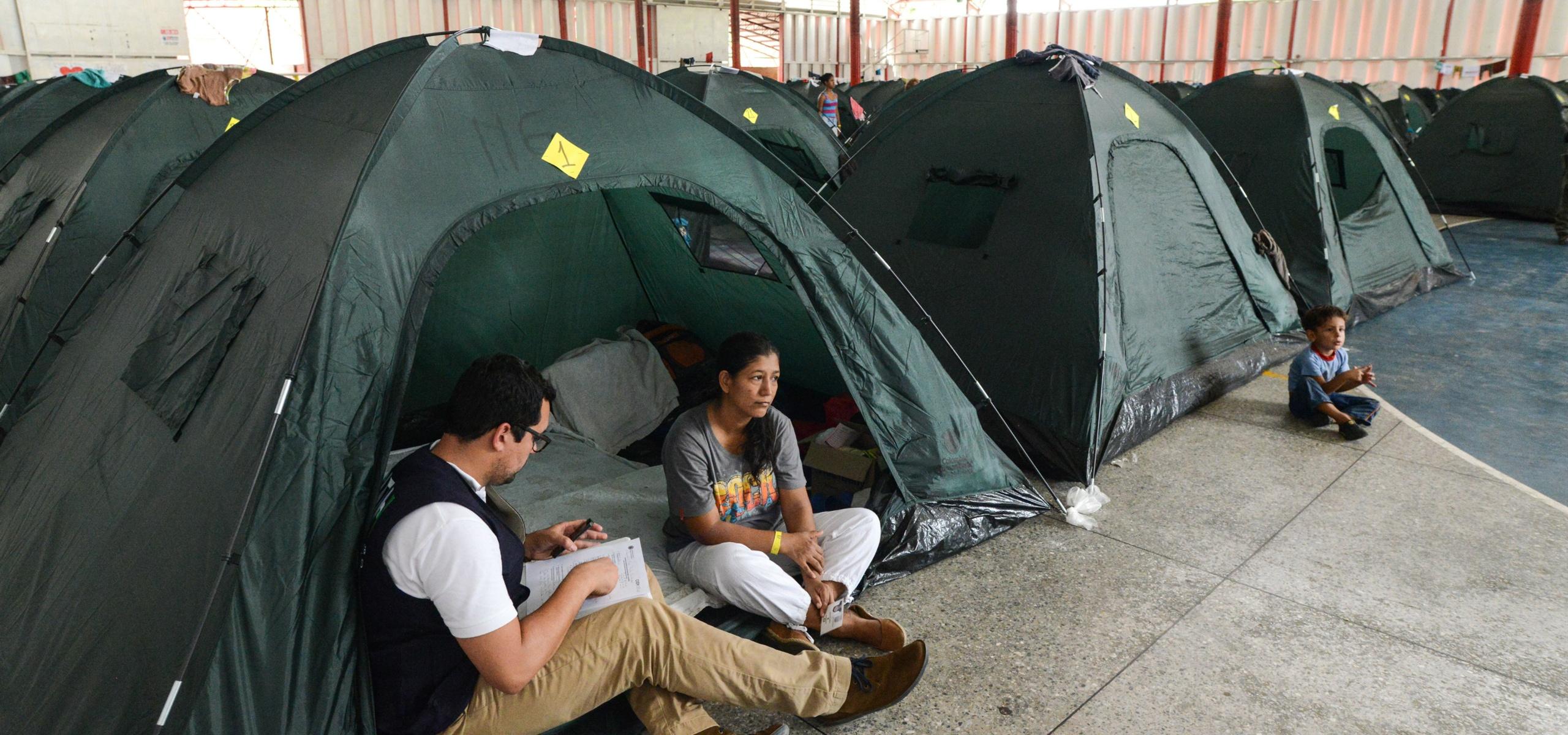 A Venezuelan Refugee Crisis