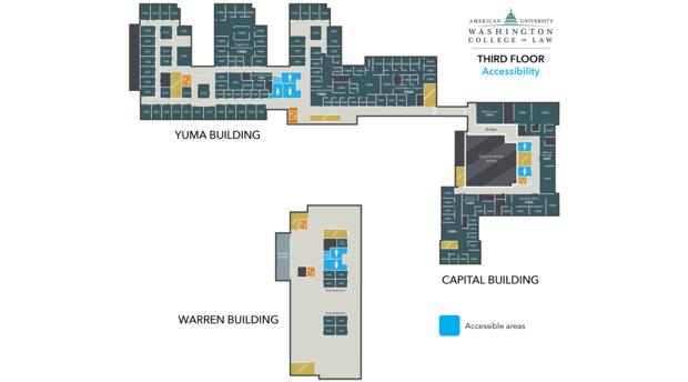 Tenley Campus 3rd floor
