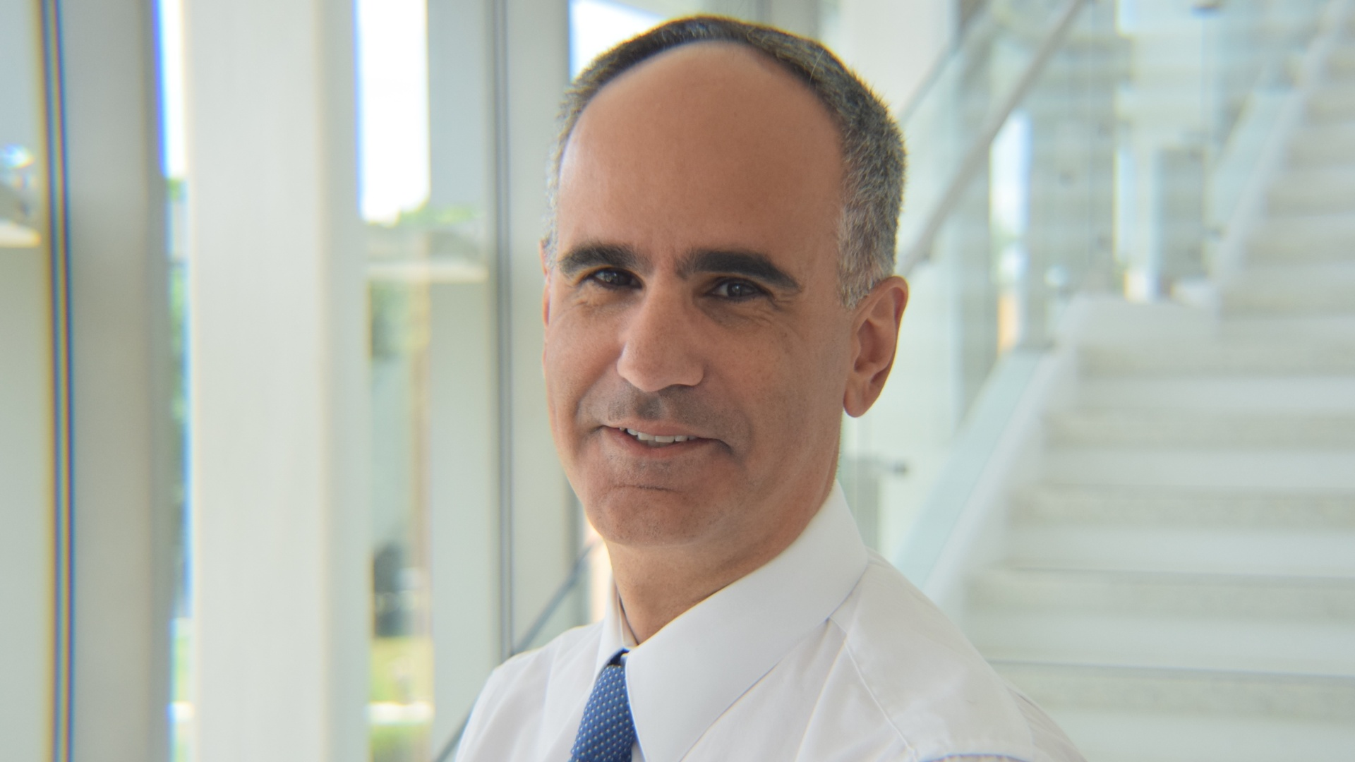 Associate Dean for Student Affairs David Jaffe '93