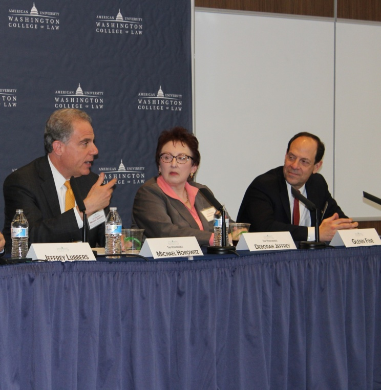 Program on Law & Government Hosts Panel on Role of Inspector Generals
