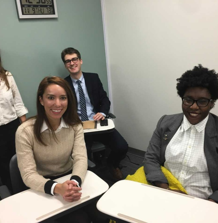 AUWCL Students Participate in