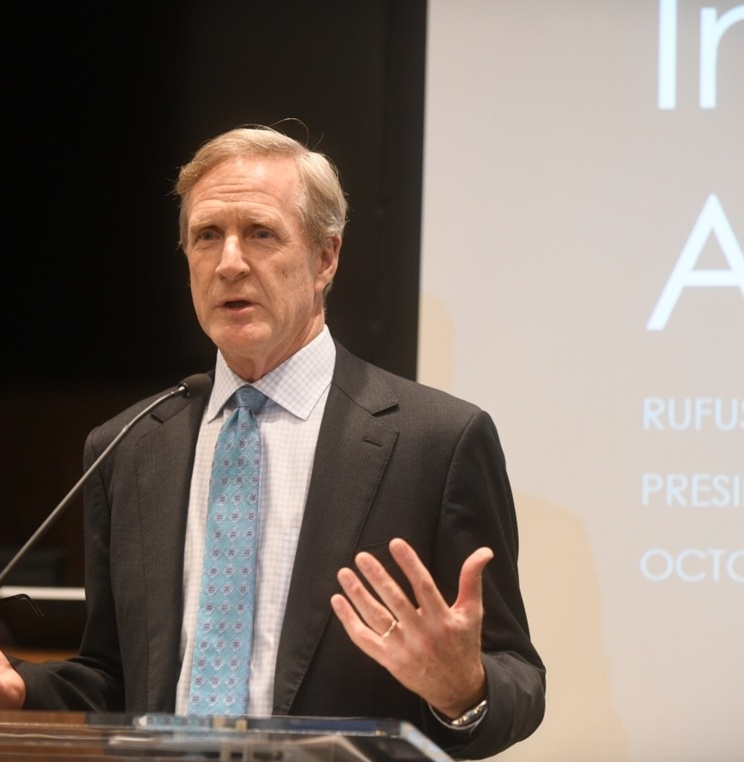 Rufus Yerxa, President of National Foreign Trade Council Discusses Growing Trend towards Economic Nationalism