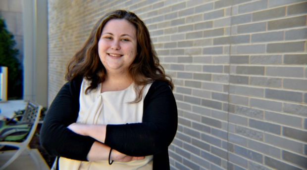 Empowered and Capable: 2L Student Leads Efforts for Inclusivity on Campus