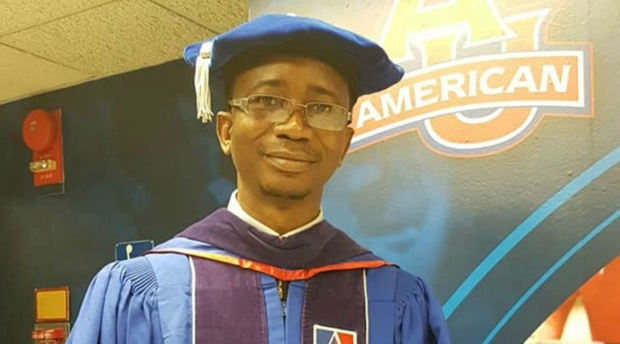Alumnus Navigates the Challenges of Environmental Law in Sierra Leone