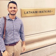 Student Receives Latham and Watkins Diversity Scholarship