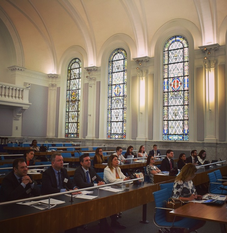 AUWCL Hosts a Unique Course for Judges from the United States, France, Italy, Japan and Brazil