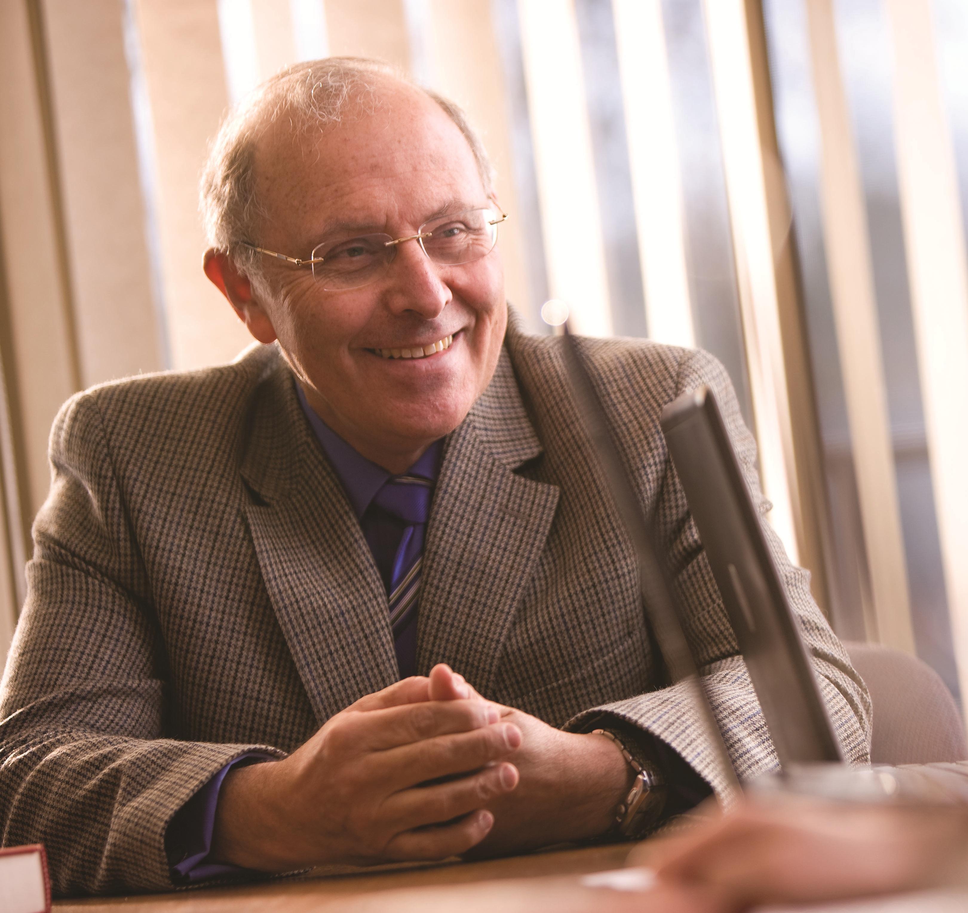 Professor Claudio Grossman Named 2020 Goler T. Butcher Medal Recipient
