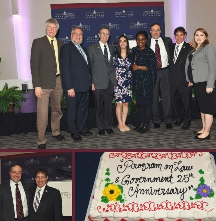 Program on Law and Government Celebrates 25 Years