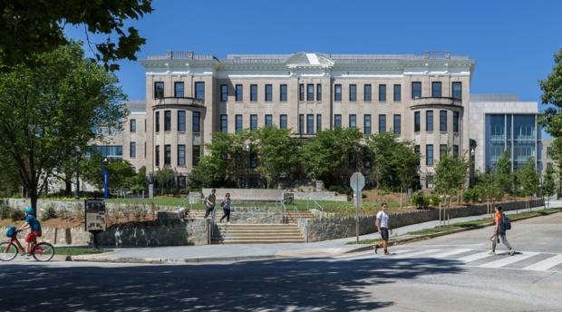 Capital Hall on Tenley Campus