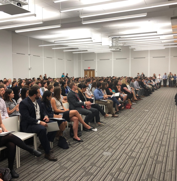 AUWCL Welcomes New Students to the 2018-19 School Year