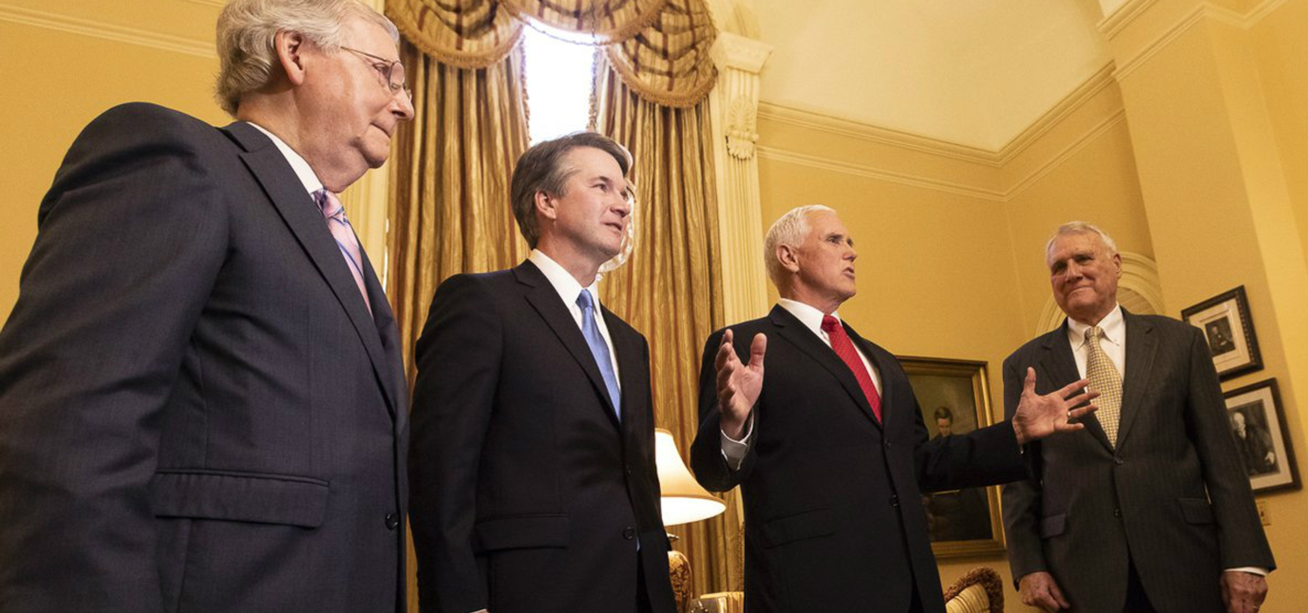Kavanaugh and the 'Boys Will Be Boys' Sentiment is a Poor Excuse for Bad Behavior