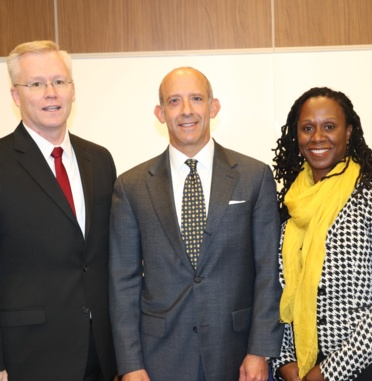 SEC Commissioner Joins AUWCL for Year's First Business Law Event