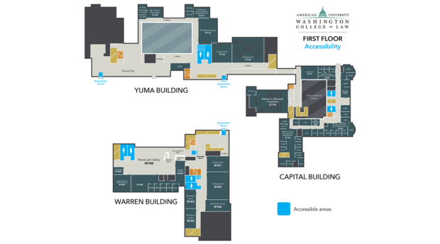 Tenley Campus 1st floor