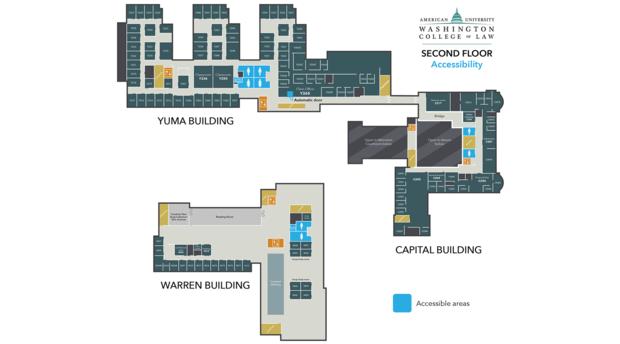 Tenley Campus 2nd floor