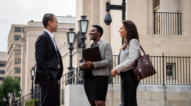 American University Washington College of Law Received A+ for Trial Advocacy Law from preLaw Magazine
