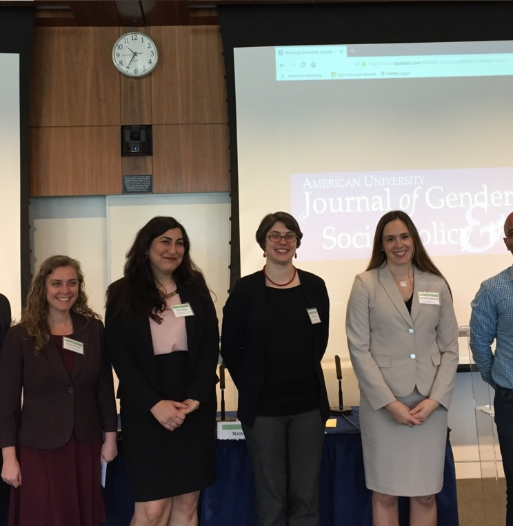 Religion and Individual Rights Discussed at Journal of Gender, Social Policy & the Law Symposium
