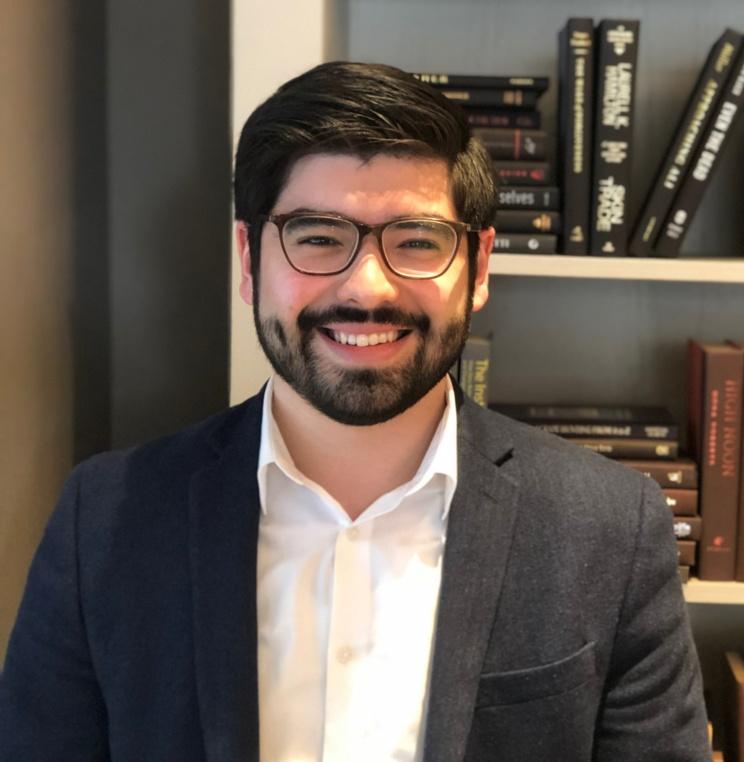 STUDENT SPOTLIGHT: Fernando Montoya