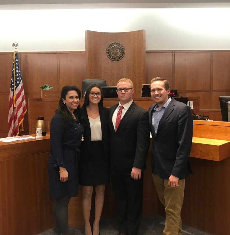 American University Washington College of Law Wins Summit Cup Mock Trial Competition